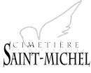 Cimetière Saint-Michel Logo